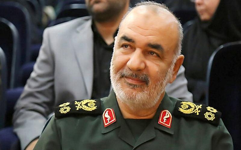 تسلیت فرمانده کل سپاه در پی شهادت مدافعان حرم