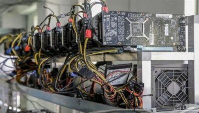کشف ۲۱ دستگاه ماینر قاچاق طی یک عملیات