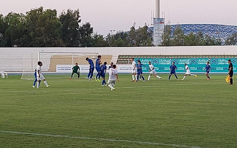 تساوی تیم ملی فوتبال ناشنوایان ایران در برابر مالزی
