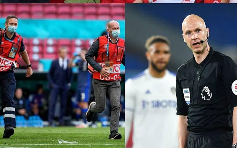 ماجرای حمله قلبی اریکسن: از عملیات نجات کیائر تا حمایت دنیای فوتبال/ تصاویر