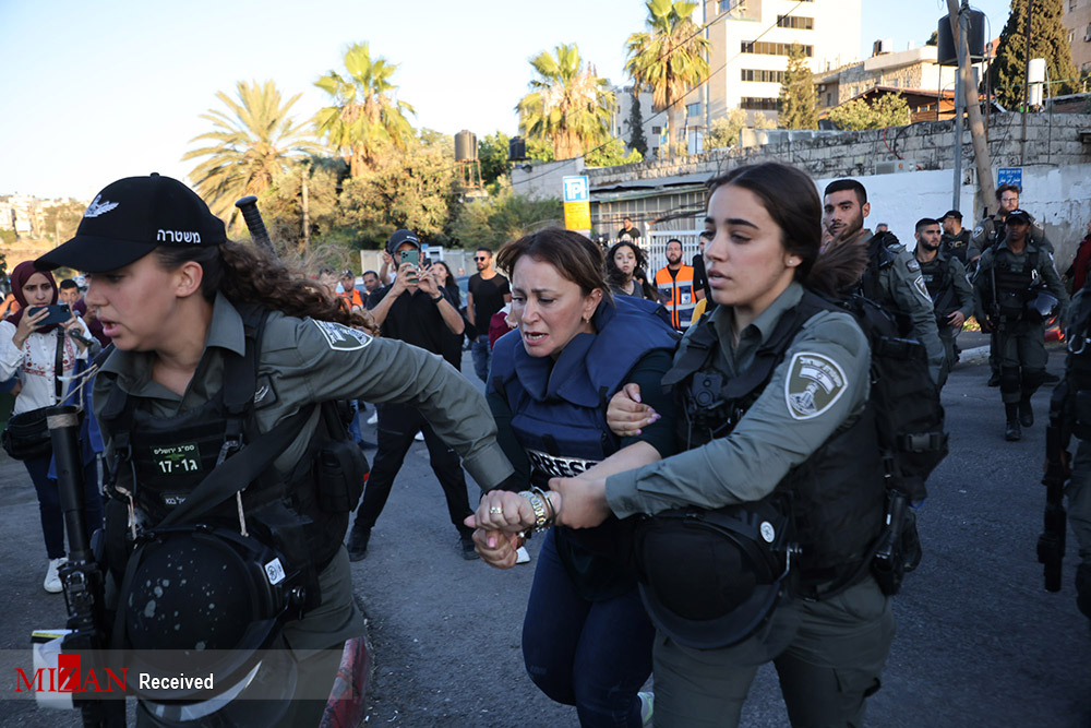دستگیری روزنامه نگار الجزیره