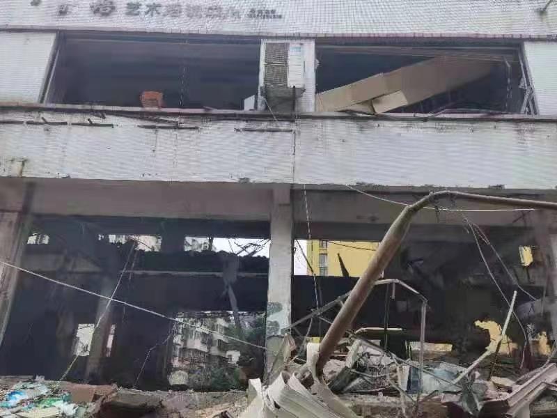انفجار در مرکز چین؛ ۱۱ کشته و بیش از ۱۴۰ نفر مصدوم/ فیلم