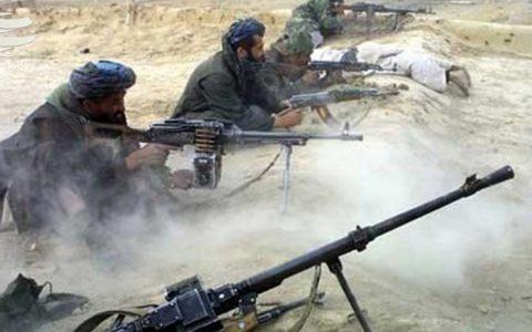 در ۲۴ ساعت گذشته ۱۰۰ عضو گروه طالبان در اثر درگیری ها کشته شدند
