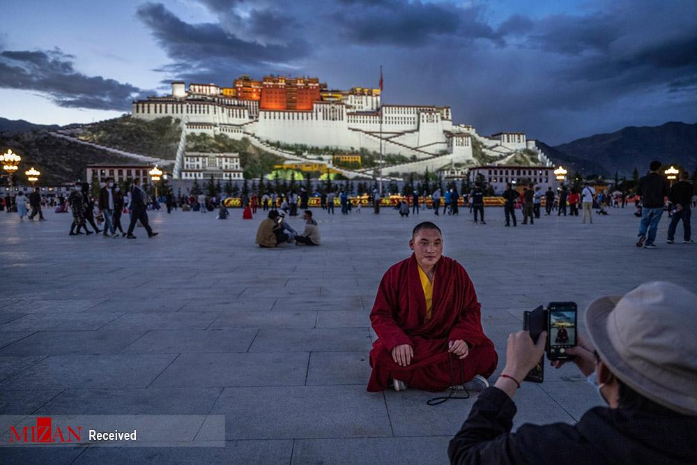پشت بام دنیا - تبت