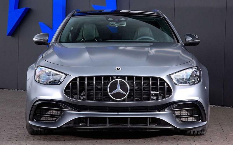 سریع ترین استیشن واگن جهان معرفی شد؛ مرسدس AMG E63 پوزیدون