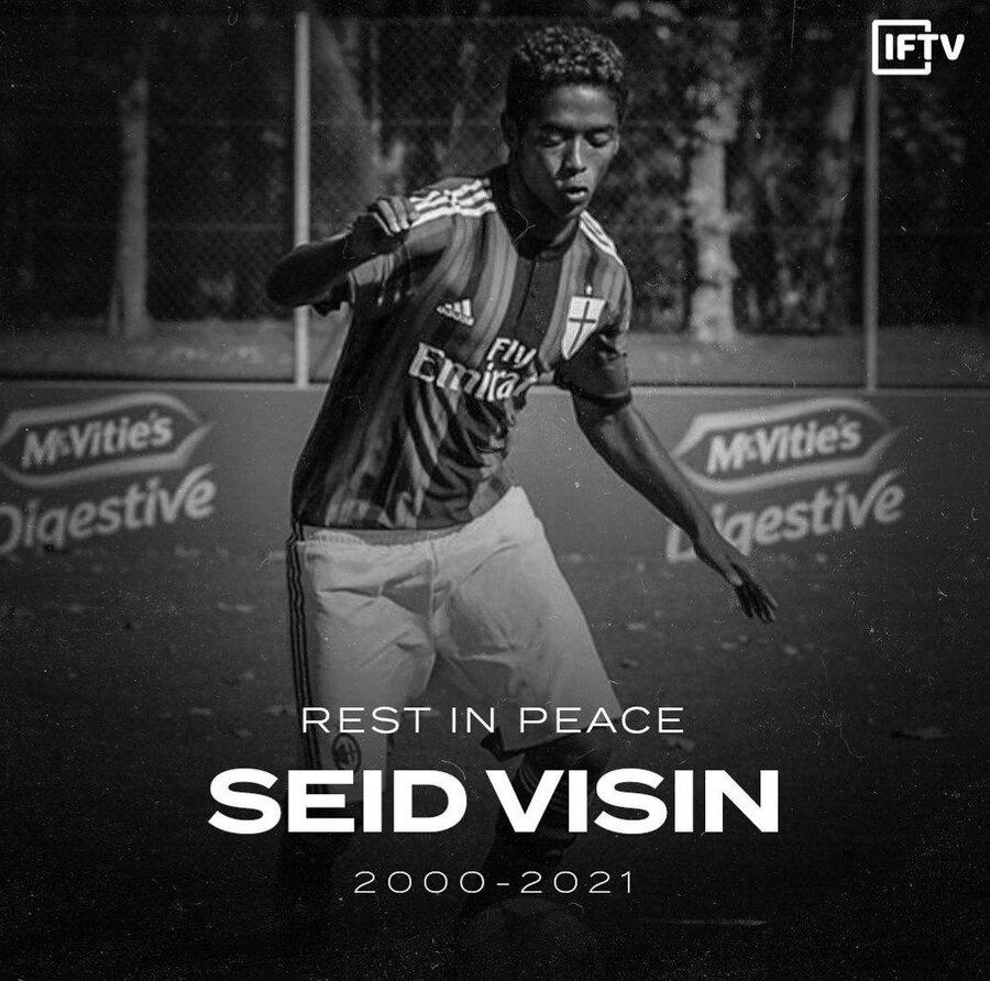 خودکشی فوتبالیست سیاهپوست در ایتالیا
