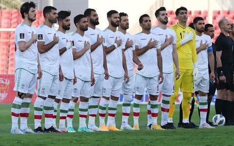 پیروزی مقتدرانه تیم ملی فوتبال ایران در مقابل بحرین