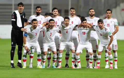 ترکیب تیم ملی برای بازی با عراق