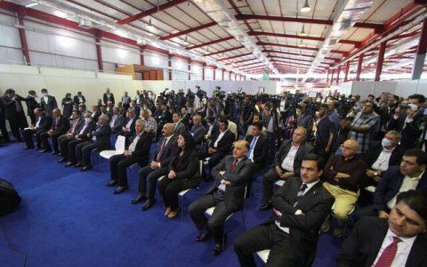 دومین نمایشگاه بازرگانی جمهوری اسلامی ایران در سلیمانیه
