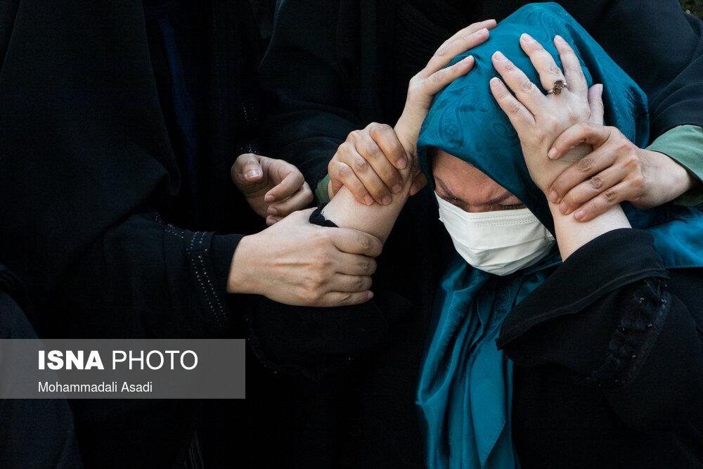 مراسم یادبود خبرنگار ایرنا برگزار شد