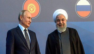 فارنپالیسی: آمریکا نمی تواند کشتی های ایرانی توقیف کند/ اسپوتنیک: آمریکا از همکاری ماهواره ای ایران و روسیه هراس دارد/ المانیتور: روحانی از پوتین تمجید کرد/ نیوزویک: تحریم سه مقام ایرانی توسط آمریکا لغو شد