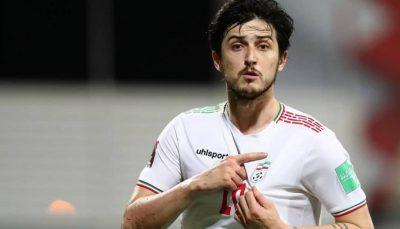 صعود تیم ملی فوتبال ایران