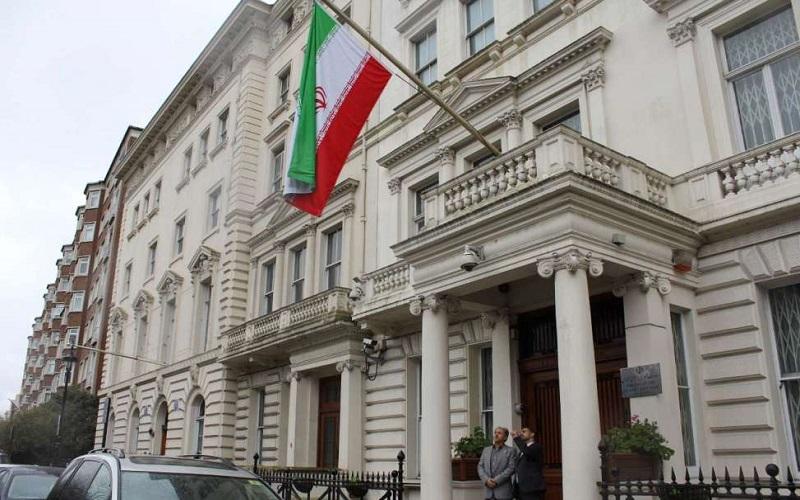 سفارت ایران: در حوزه انتخابیه انگلستان ۱۱ شعبه رأی گیری مستقر خواهد شد