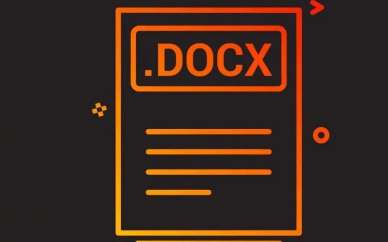 ساده ترین روش برای تبدیل فایل DOCX به JPG