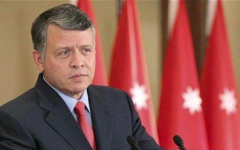 پادشاه اردن: توطئهای وجود دارد که هدفش تضعیف کشور اردن و مساله فلسطین است