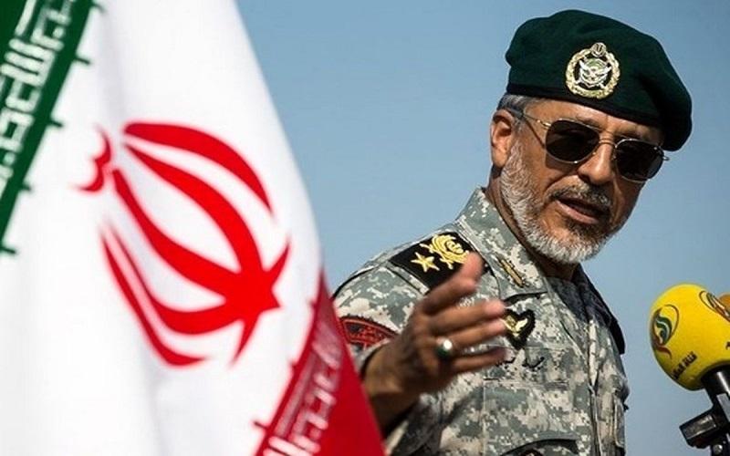 ناوهای ایران وارد اقیانوس اطلس شدند