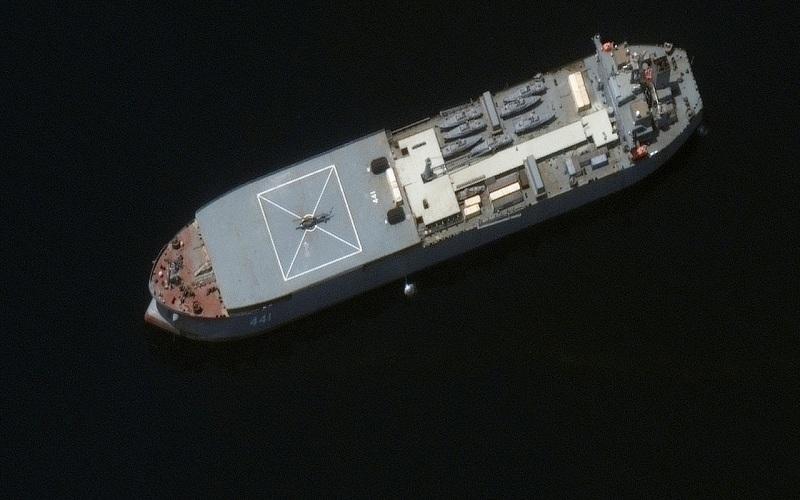 کشتی جنگی مکران