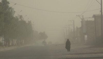 احتمال وقوع طوفان شن در ۱۰ استان