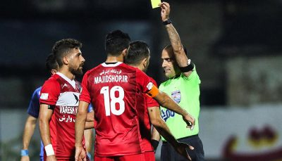 اسامی داوران هفته بیستونهم لیگ برتر فوتبال اعلام شد