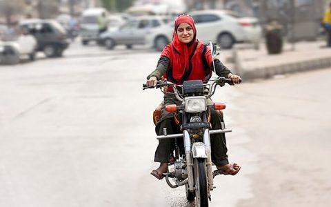 اعلام نظر پلیس درباره موتورسواری زنان