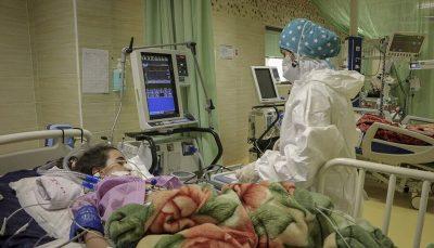 قربانی شدن 286 بیمار کرونایی در شبانه روز گذشته