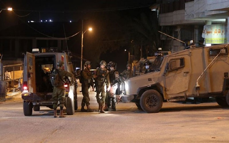 اقدام وحشیانه صهیونیستها در انفجار خانه یک اسیر فلسطینی