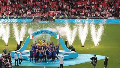 ایتالیا قهرمان یورو ۲۰۲۰ شد