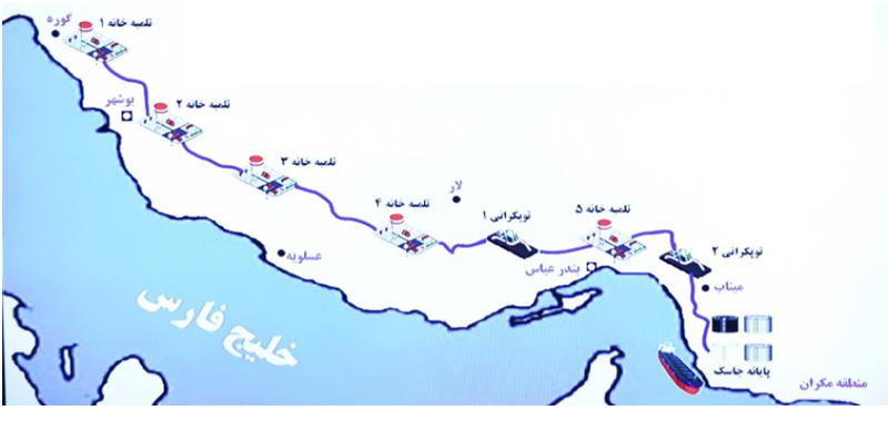 ایران تنگه هرمز