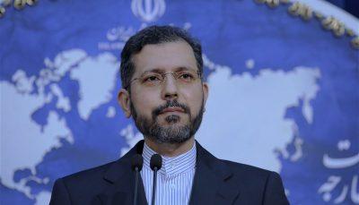ایران خواستار خویشتنداری مرزی جمهوری آذربایجان و ارمنستان شد