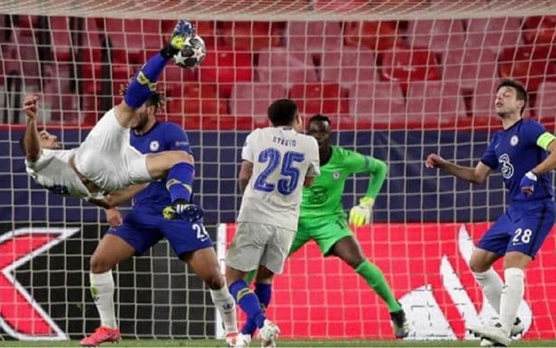 با اعلام یوفا؛ گل طارمی به چلسی بهترین گل فصل اروپا شد