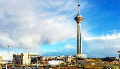 برج میلاد تا اطلاع ثانوی تعطیل شد