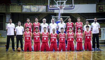 بسکتبال جوانان ؛ امشب: مصاف دشوار ایران با ترکیه