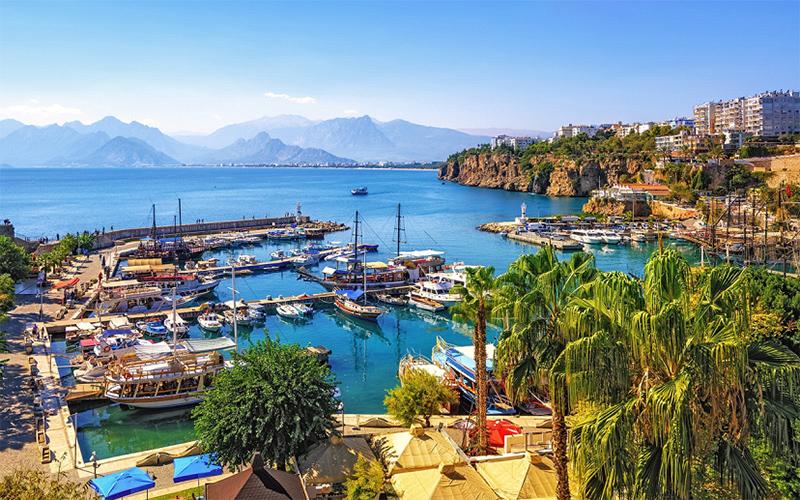 بهترین هتلهای آنتالیا برای سفر در تابستان