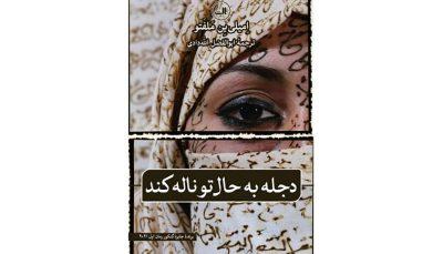 ترجمه کتاب «دجله به حال تو گریه کند» منتشر شد