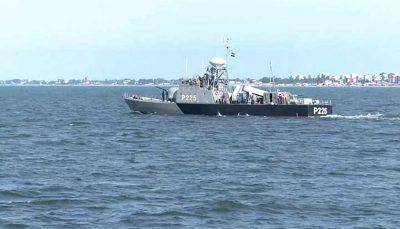 تمرین دریایی امنیت پایدار ۱۴۰۰ نیروی دریایی ارتش در دریای خزر