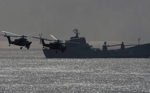 تنش در دریای سیاه
