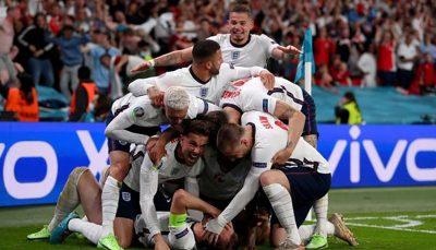 تیم ملی انگلیس جریمه میشود