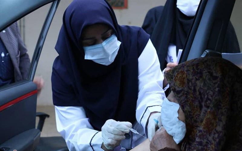 ثبت نام واکسیناسیون افراد بالای ۵۸ سال آغاز شد
