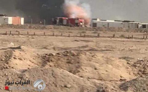 تشکیل کمیته تحقیق در مورد انفجار انبار مهمات در نجف اشرف
