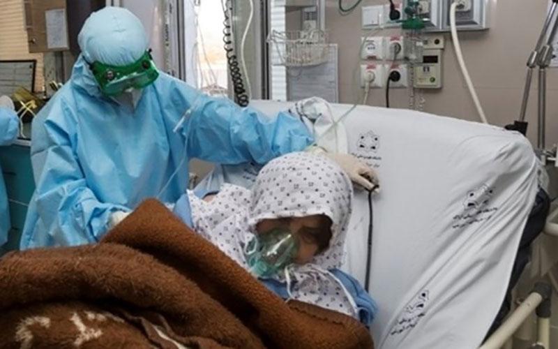 جانباختن 165 بیمار کرونایی در شبانه روز گذشته