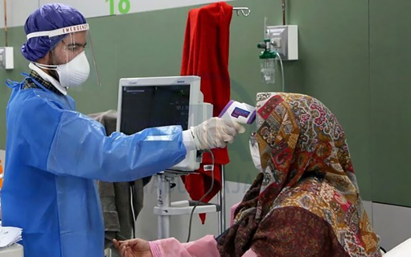 جان باختن 146 بیمار کرونایی در شبانه روز گذشته