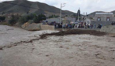 جزییات خسارت سیل و صاعقه در آذربایجان شرقی