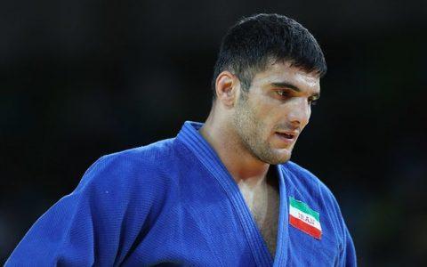 حذف جودوکار ایرانی تیم پناهندگان از المپیک توکیو