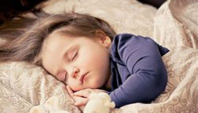 خوابیدن در یک دقیقه با تکنیکی ساده