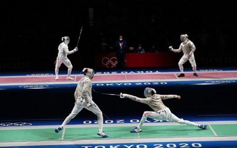 داور بازی ایران از المپیک محروم شد |