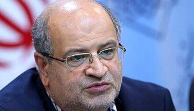 درخواست زالی برای اجرای محدودیتهای کرونایی در تهران