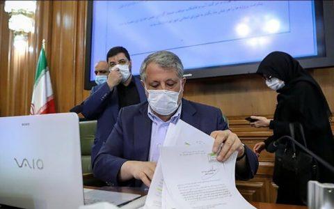 درخواست محسن هاشمی برای تشکیل جلسه ویژه ستاد کرونادر تهران