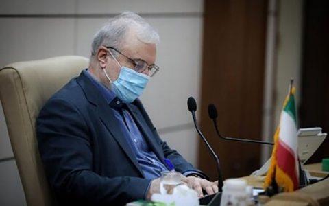 درخواست نمکی از پلیس برای برقراری نظم در مراکز واکسیناسیون کرونا