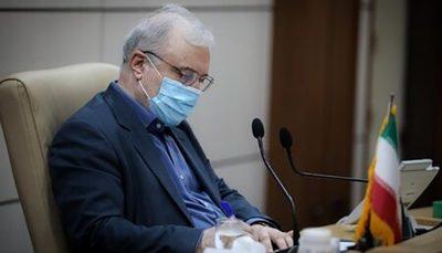 دستور وزیر بهداشت برای آغاز واکسیناسیون ۴۸ سال به بالا در برخی استانها