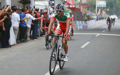 دوچرخه سوار المپیکی ایران در گرند پری ترکیه یازدهم شد